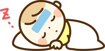 赤ちゃん夏の睡眠対策