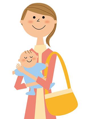 ママと赤ちゃん子育て支援センター
