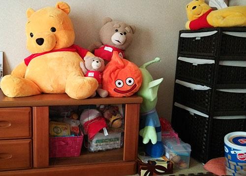 子供のおもちゃ箱