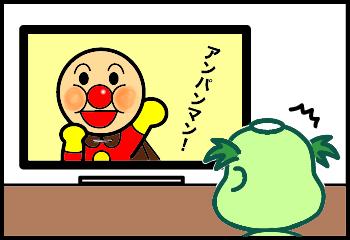 アンパンマンアニメ