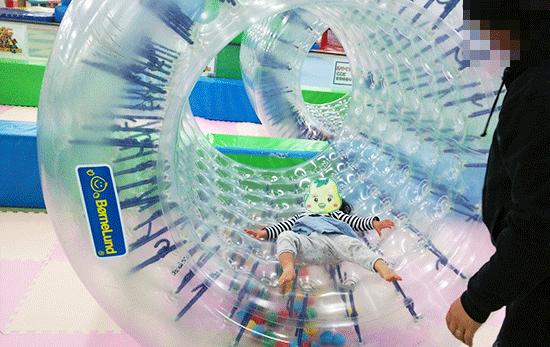 風船コロコロサイバーホイール
