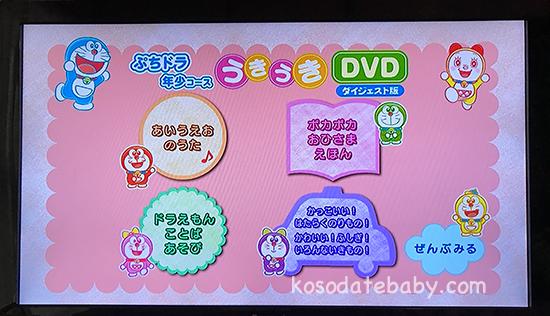 DVDの内容