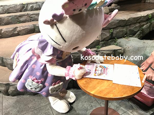 アニバーサリータイムキティちゃん