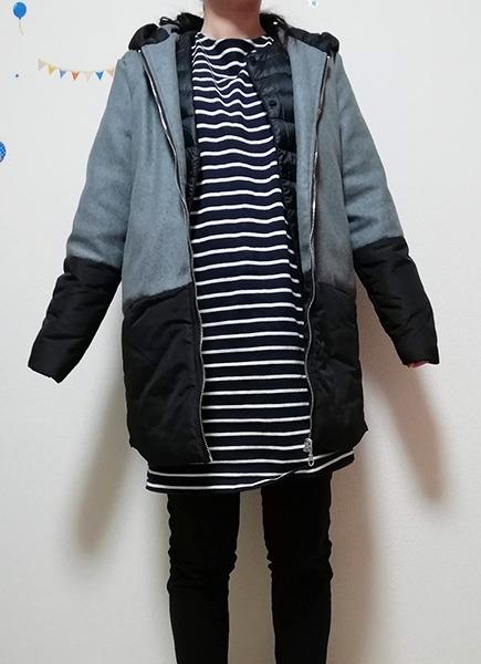 Doresuwのコート