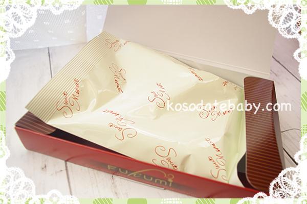 福味ギフトBOXのパッケージ