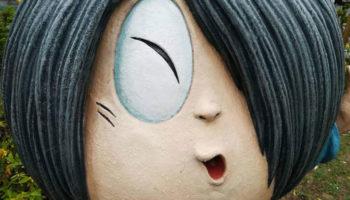 鬼太郎の顔